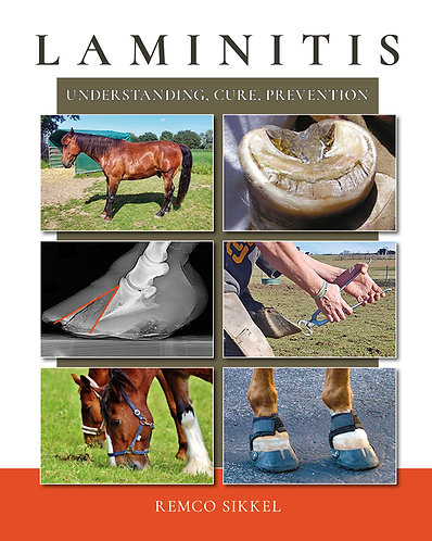 2020 new Second edition -Laminitis, Understanding. Cure, Prevention- Hard Cover