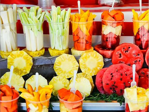 Fruit Cart Sponsor