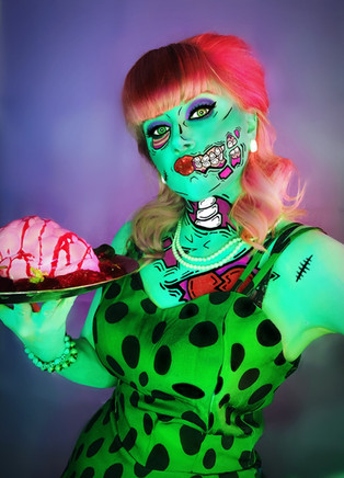 Art Pop Zombie