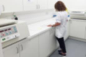 MAC conducting clinical trials