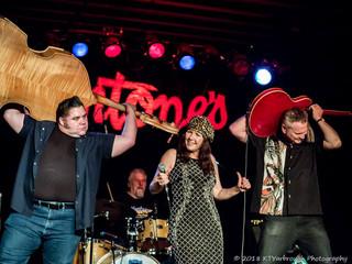 Kathy & the Killowatts (Austin, Tx)