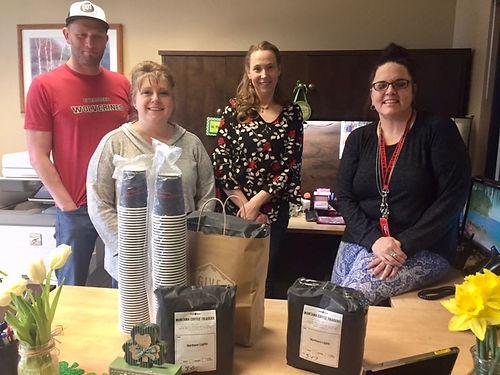 BBBS NW Montana, Montana Coffee Traders, Evergreen School District