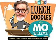 Kennedy Center Education | Lunch Doodls with Mo Willems!