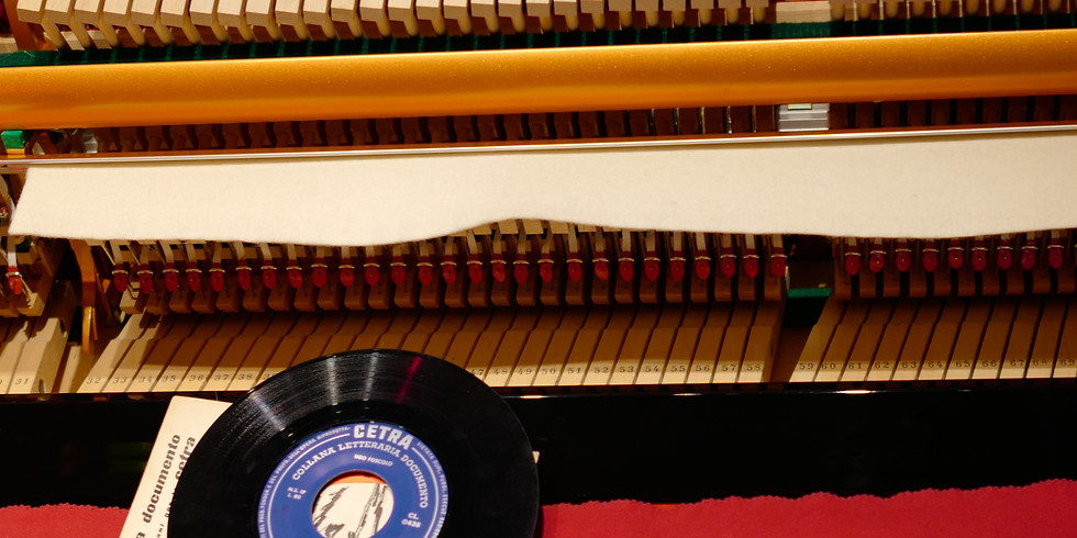 concerto a colazione. ep.0102 ( per pianoforte e giradischi )