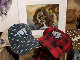 SoDak Hats and Bonzeye Art Prints