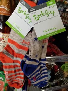 Sock Guy Socks by SoDak