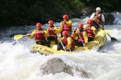 Rafting na Dunajcu