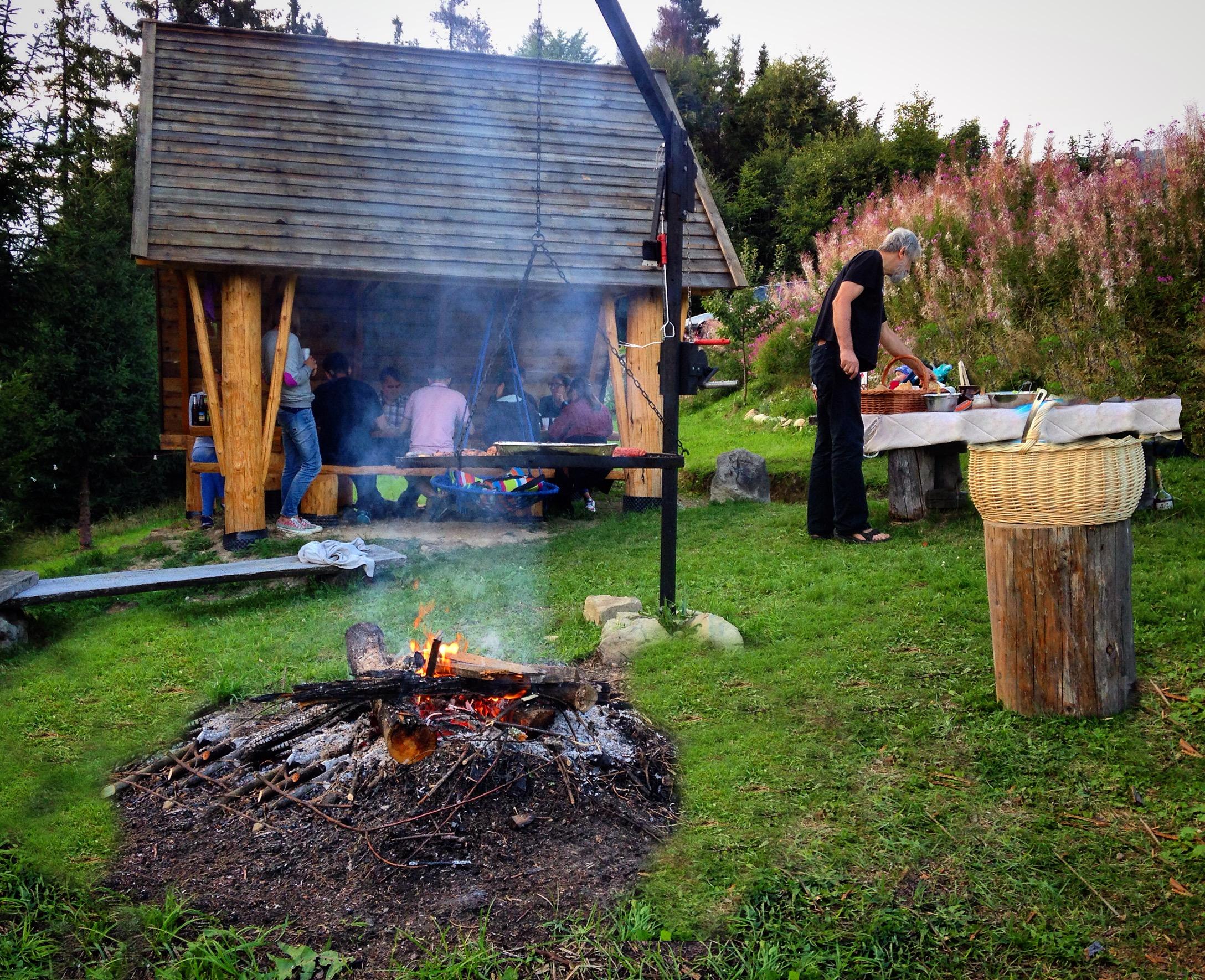 kolejny sobotni grill