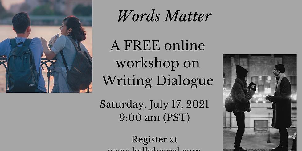 Words Matter - Dialogue Workshop