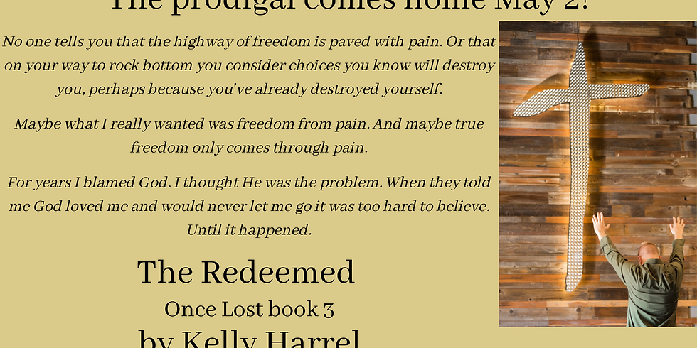 The Redeemed Release Party!