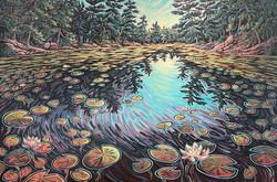 Lost In Waterlilies