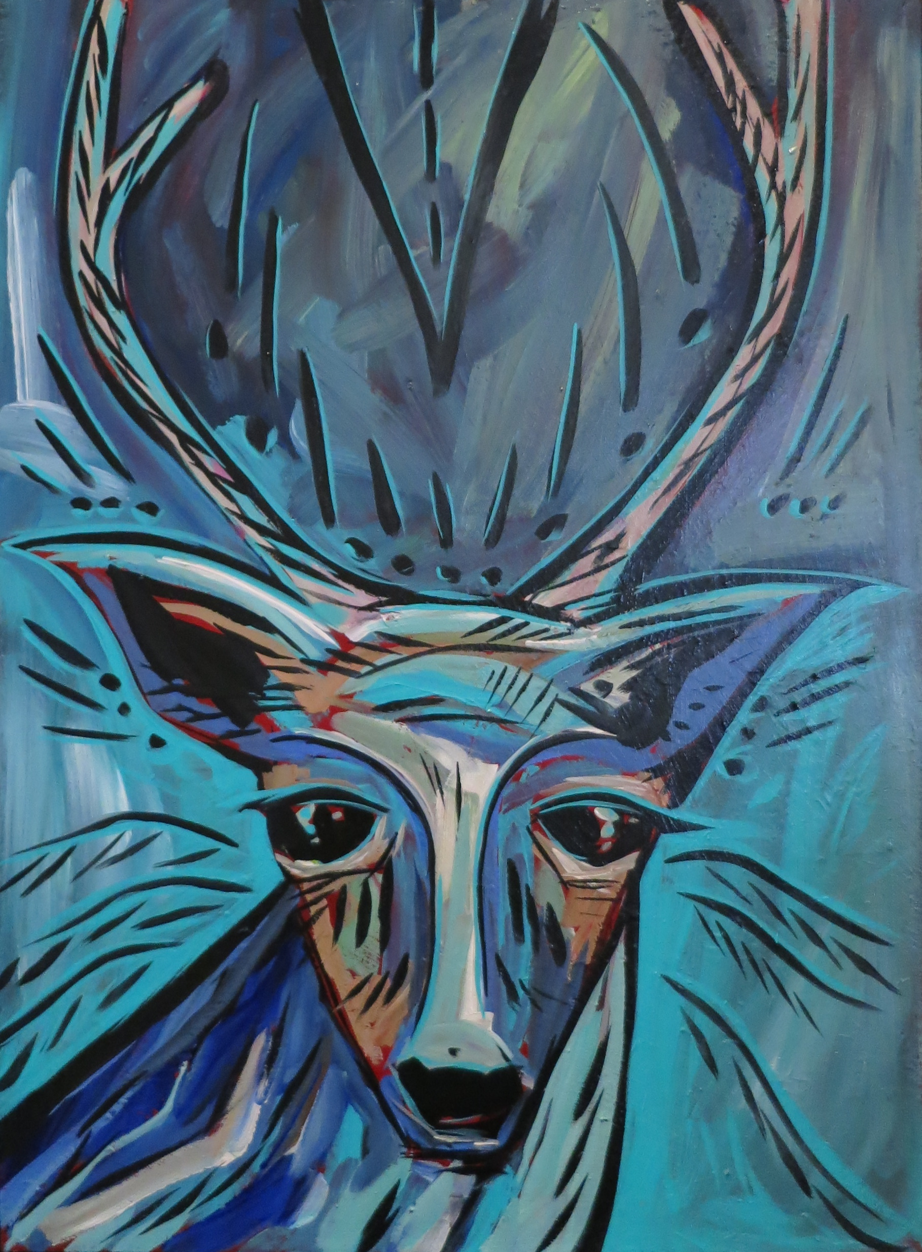 Good Vibrations - soul deer series