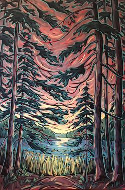 The Burleigh Trail