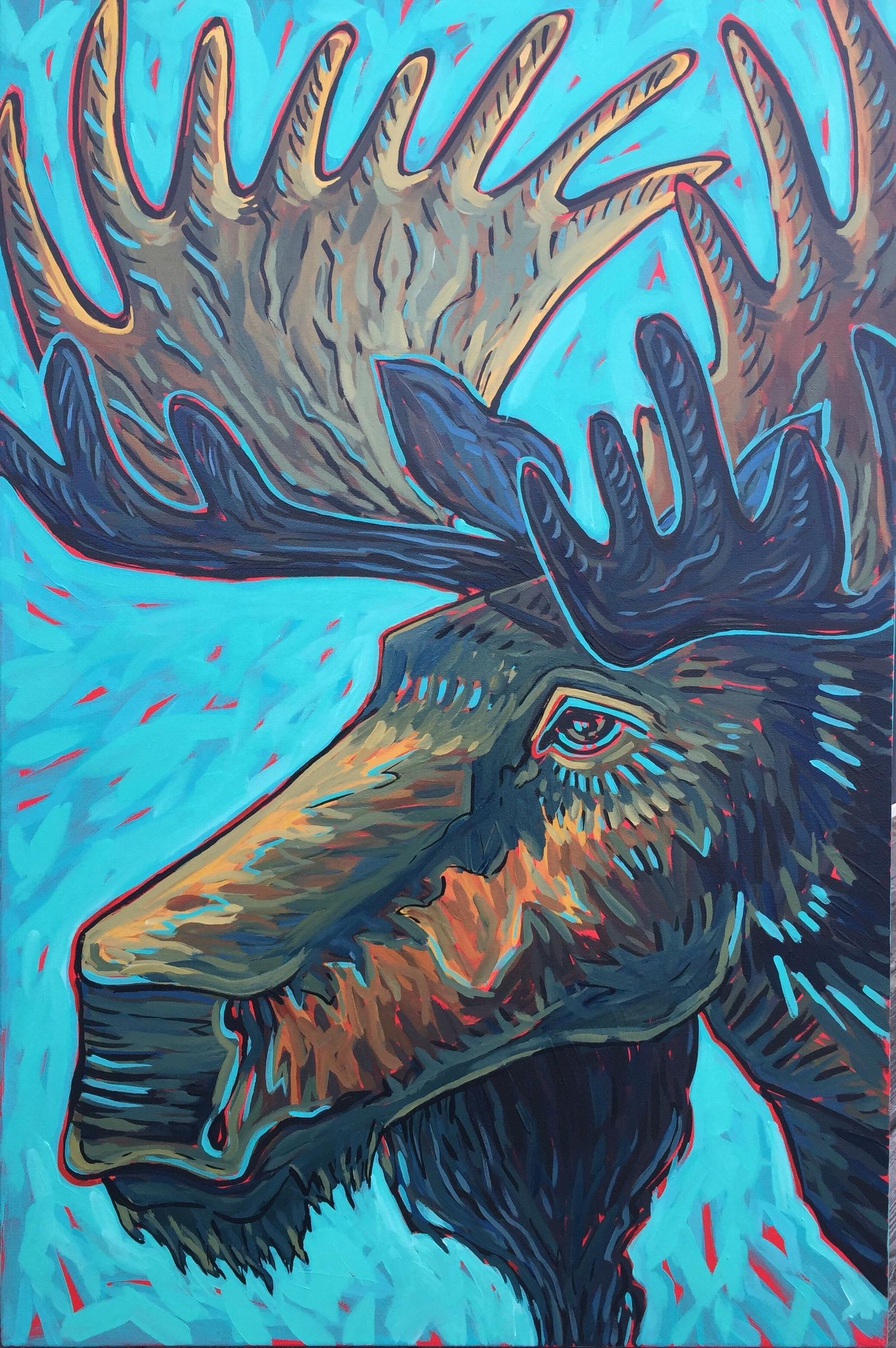 Cam's Moose