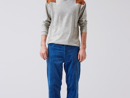 Inspiration from command knitwear