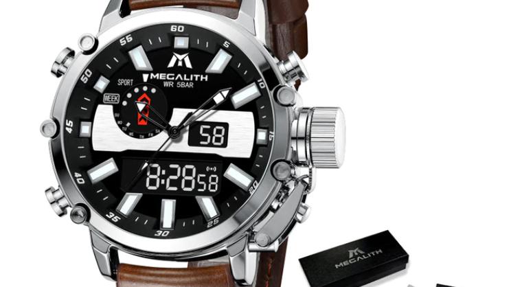 MEGALITH Sport Waterproof Watch