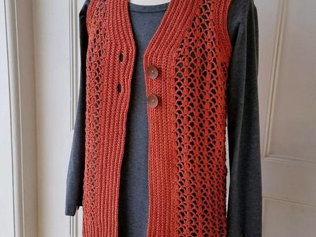 Maine's Kristen Ten Dyke Designs in Both Knit and Crochet!