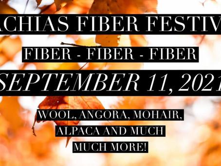 Machais Fiber Festival