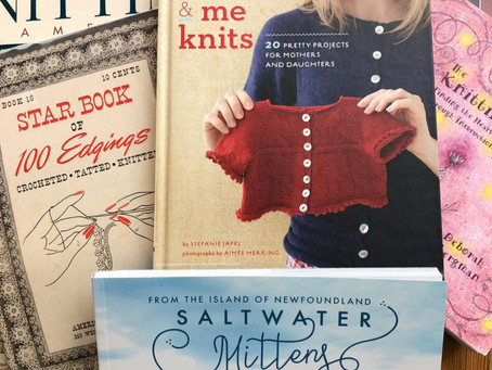 Used Book Sale to Benefit KnitMaine-ia