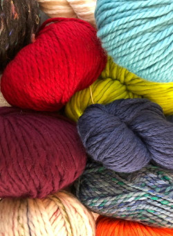 Heads up on Bulky Yarns!