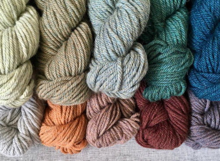 Ard Thir, a Yarn by Kate Davies, is Now on Sale
