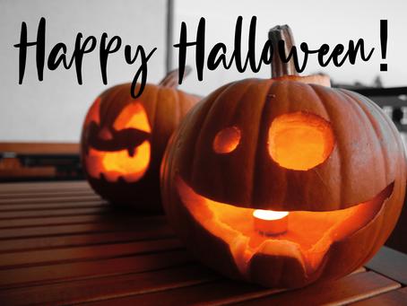 Happy Halloween!! 🎃