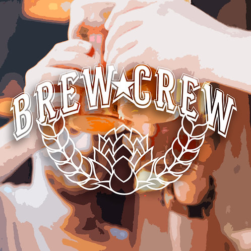 Couples VIP 1850 Brew Crew Membership 2020-2021