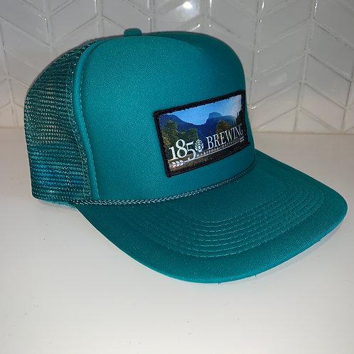 1850 High Crown Trucker Hat