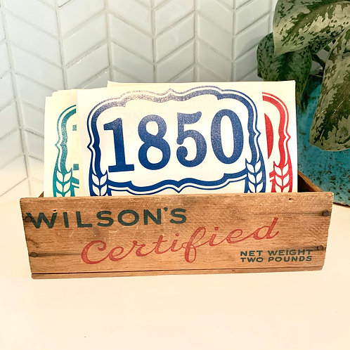 1850 Brewing Co Sticker