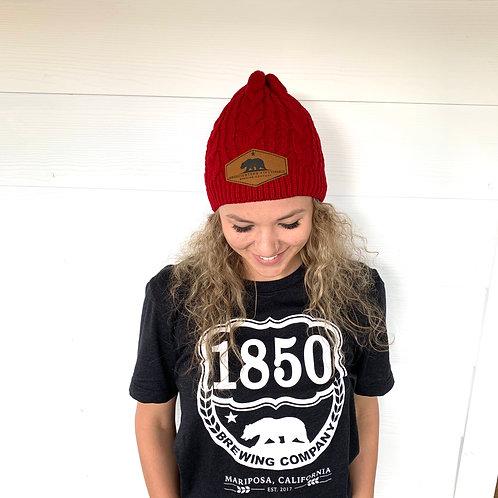 1850 Braidy Knit Beanie - 634