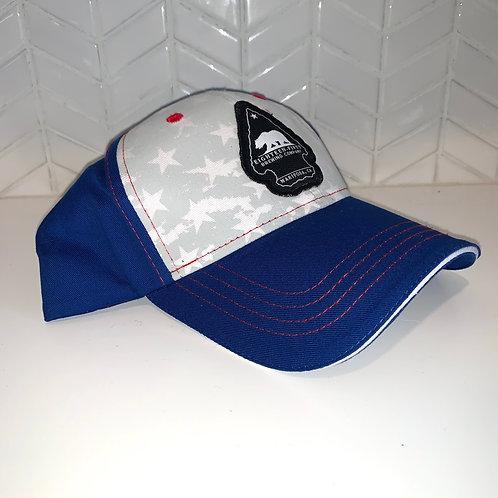 1850 Stars Baseball Hat
