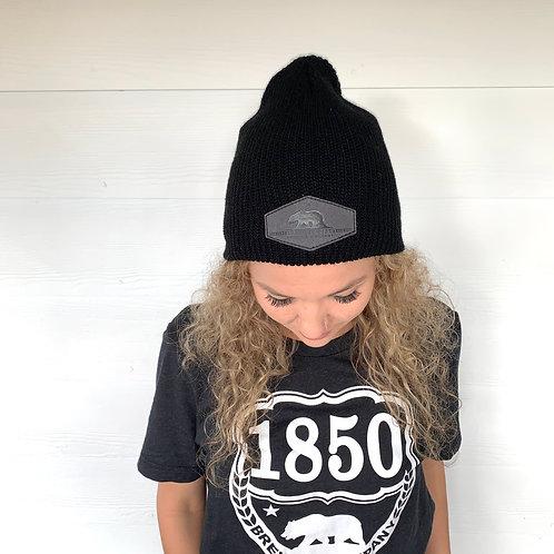 1850 Short Knit Beanie - 608