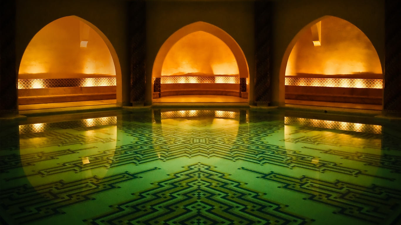 Марокканский хаммам (массаж)
