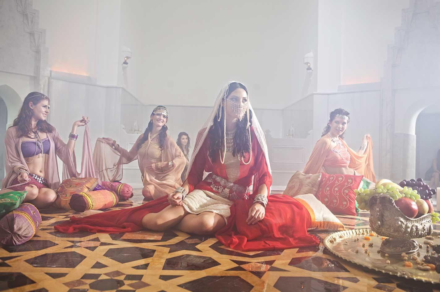 Султанский хаммам (массаж)