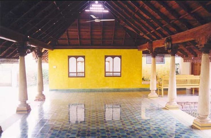 ATHANGUDI TILES AND CHETTINAD TILES