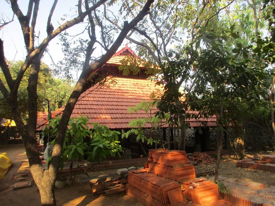 Chandramandapa, Spaces at Besant Nagar, Chennai