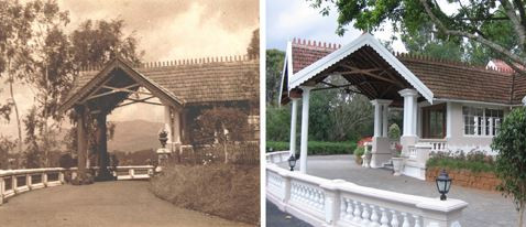 Conservation of GABLES BUNGALOW, CONOOR