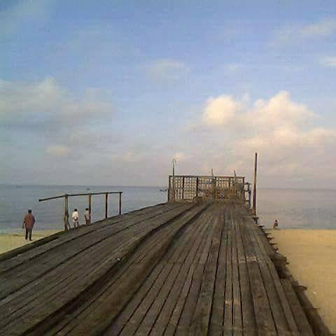 SEA PIER, ALAPPUZHA