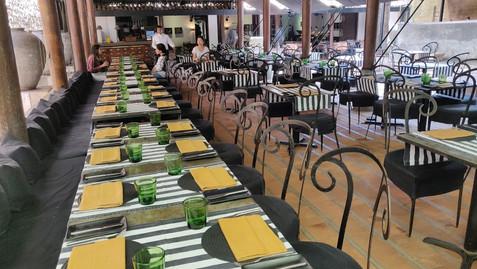 GALLERY CAFE, COLOMBO Designed by Geoffrey Bawa