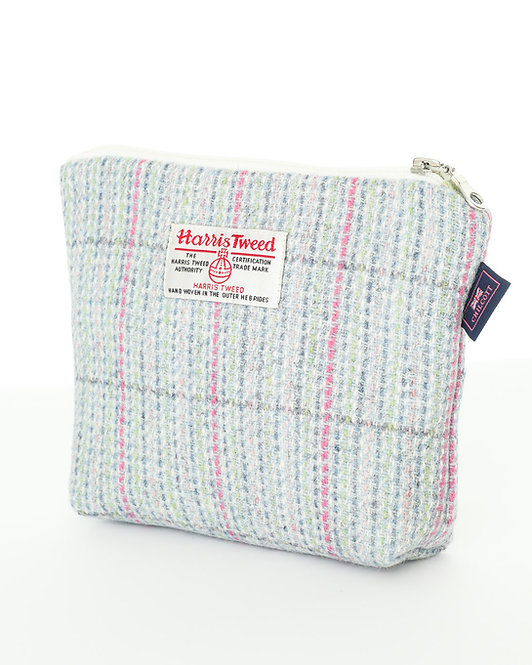 Kit Bag - Chilcott Harris Tweed® Light Blue