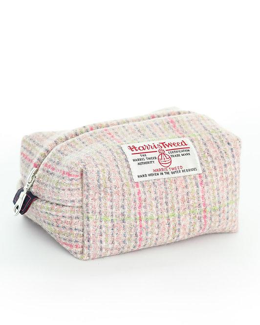 Kit Bag - Chilcott Harris Tweed Pink