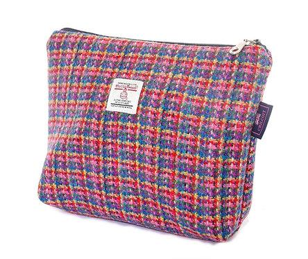Kit Bag - Chilcott Harris Tweed® Multicoloured Check