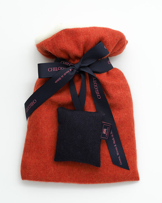 Super Soft Hot Water Bottles - Rust