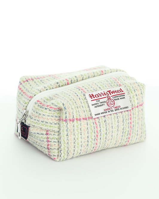 Kit Bag - Chilcott Harris Tweed Cream