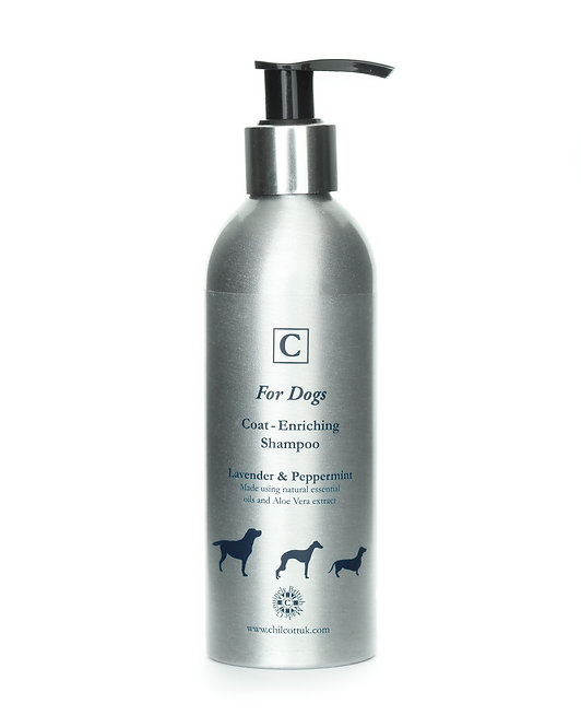 Dog Shampoo: Lavender and Peppermint