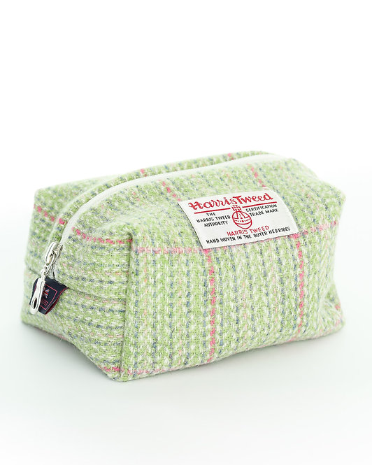 Kit Bag - Chilcott Harris Tweed Light Green