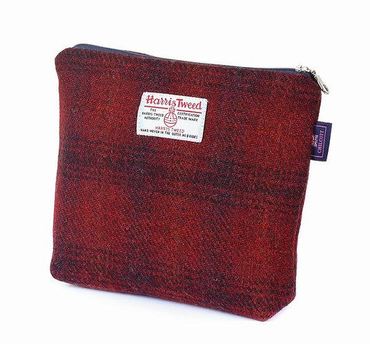 Kit Bag - Chilcott Harris Tweed® Red Ombre