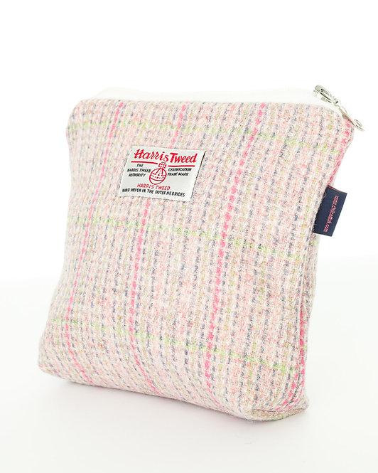 Kit Bag - Chilcott Harris Tweed® Pink