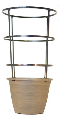 Alexandria 2.5-Gal Flare Out Cage