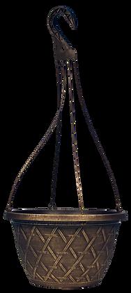 """12"""" Emerson Hanging Basket 2-Gal"""